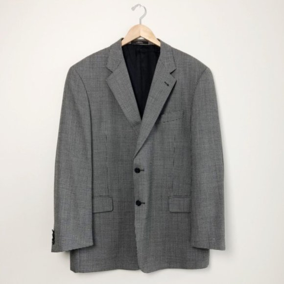 Joseph Abboud Other - Joseph Abboud Collection Wool Sport Coat Gray 46R